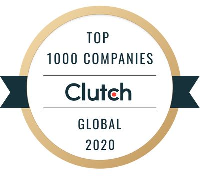Clutch Global Leader in 2020