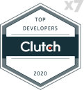 Clutch Top Developers 2020