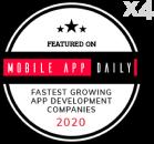 Fastest Growing App Development Companies | Mobile App Daily