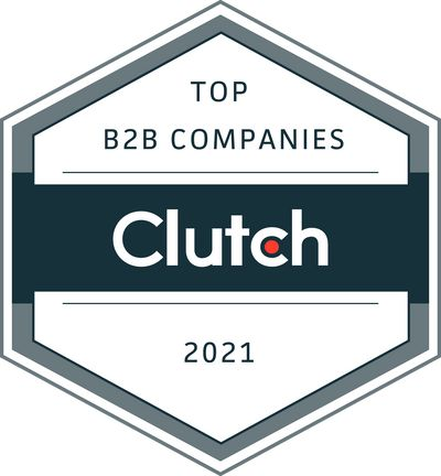 TOP B2B Companies on Clutch